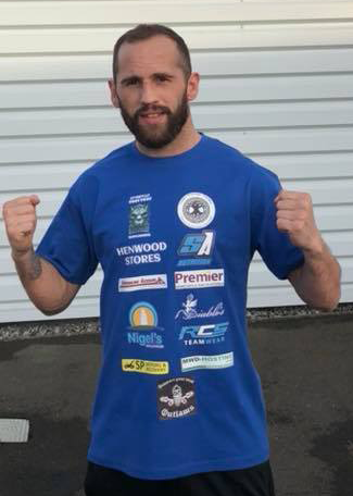 sponsor a boxer in wales